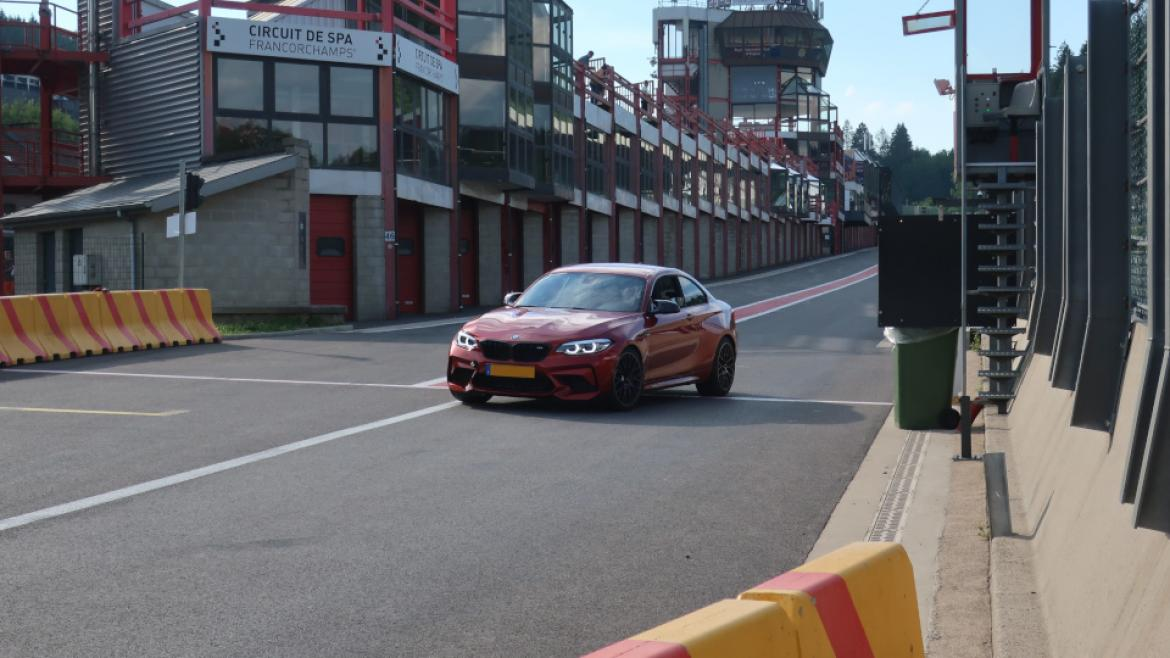 Bilia-Emond in Spa-Francorchamps.